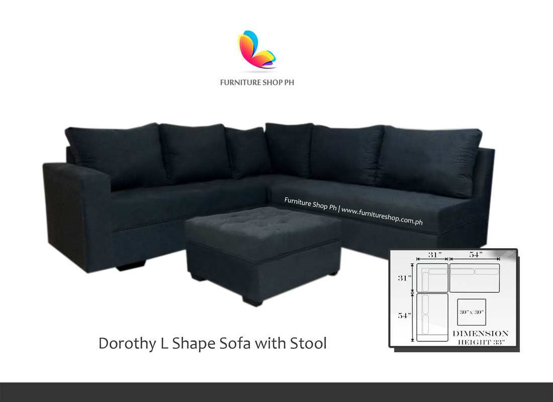 Fabulous L Shape Corner And Sectional Sofa For Sale Furniture Shop Ph Download Free Architecture Designs Boapuretrmadebymaigaardcom